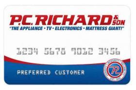P. C. Richard & Son Credit Card
