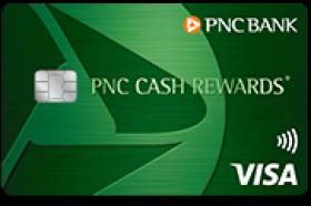 PNC Cash Rewards Visa Credit Card