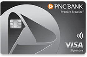 PNC Premier Traveler Visa Signature Credit Card