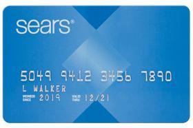 Sears Card®