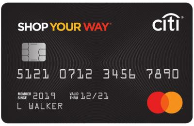 Sears Shop Your Way Mastercard® Reviews (September 6) SuperMoney