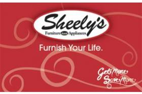 Sheely's Furniture Credit Card