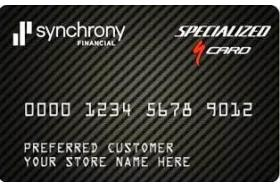 Specialized Bicycle Components Credit Card