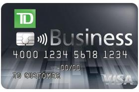 TD Business Solutions Credit Card