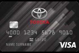 Toyota Rewards Visa Signature