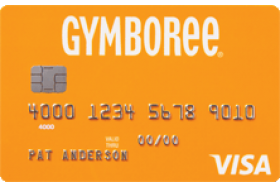 US Bank Gymboree Visa Credit Card