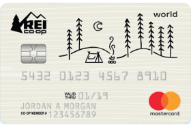 REI Co-op World Mastercard