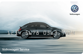 Volkswagen Service Credit Card
