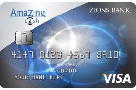 Zions Bank® AmaZing Cash® Credit Card
