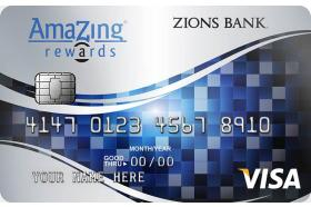 Zions Bank® AmaZing Rewards® Credit Card