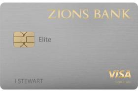 Zions Bank® Elite Visa®
