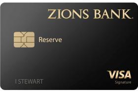 Zions Bank® Reserve Visa