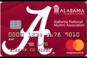 Alabama Credit Union Bama MasterCard