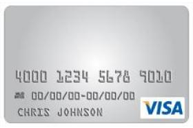 Alliance Credit Union Visa Business Real Rewards Card