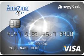 Amegy Amazing Cash Credit Card