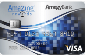 Amegy Amazing Rewards Credit Card