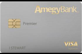 Amegy Bank Premier Visa Credit Card