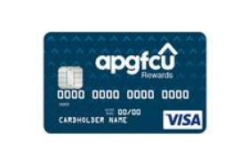 Aberdeen Proving Ground Federal Credit Union Visa Platinum Preferred Rewards Credit Card