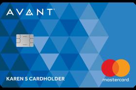 Avant Mastercard