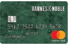 Barnes and Noble Mastercard