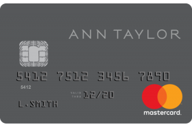 Ann Taylor ALL Rewards Mastercard® Credit Card