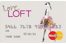 LOVELOFT Mastercard