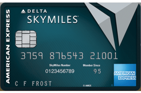 Delta Reserve Personal Credit Card from American Express