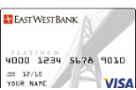 East West Bank Visa Signature® Bonus Rewards PLUS Card