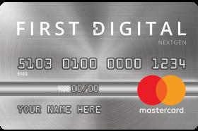 First Digital Mastercard®