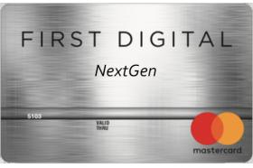 First Digital NextGen Mastercard