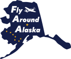 Fly Around Alaska