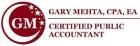 Gary Mehta Tax Relief