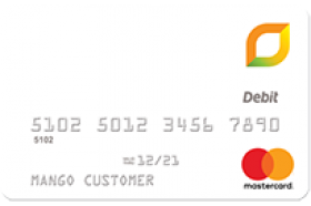 Mango Money Prepaid Debit Card