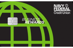 Navy Federal Business Credit Card