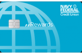 Navy Federal nRewards Secured Card