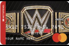 Netspend® Prepaid Mastercard® WWE partner®
