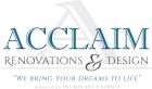Acclaim Renovations & Design