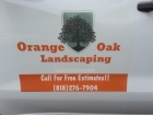 Orange Oak Landscaping