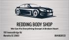 Redding Body Shop