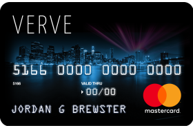 Verve Mastercard Card