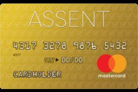 Assent Platinum Mastercard Secured Credit Card