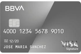 BBVA Select Credit Card
