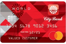 City Bank World Card