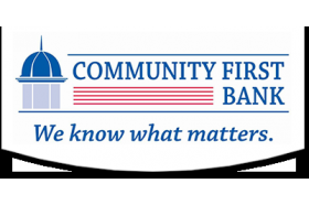 Community First Bank Business Interest