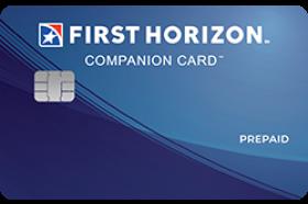 First Horizon Bank Companion Card