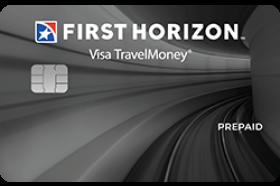First Horizon Bank Visa Travel Card