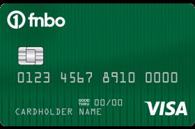 First National Bank of Omaha Platinum Edition Visa Card