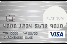 First Security Bank Platinum Edition Visa