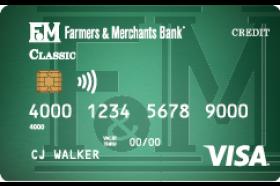 F&M Bank Visa