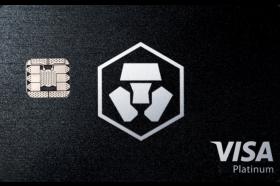 MCO Obsidian Black Visa Card